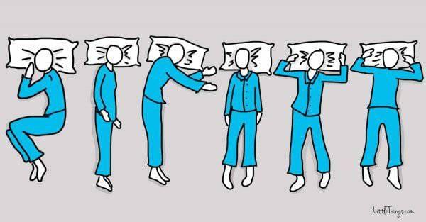position de sommeil pour dormir
