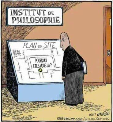 philosophie plan du site