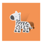 Logo du groupe Enfant zèbre